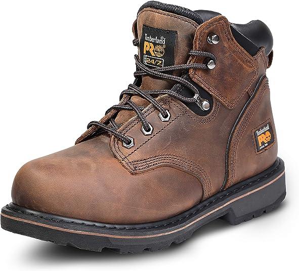 timberland pro men's pit boss steel-toe