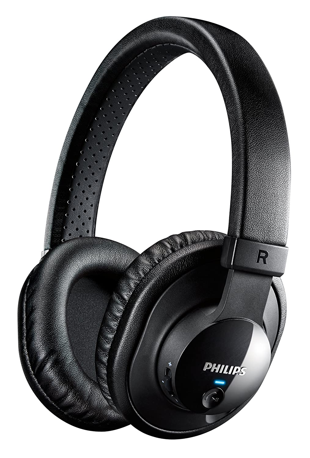 Philips SHB7150FB/00 - Auriculares diadema Bluetooth, negro: Amazon.es: Electrónica