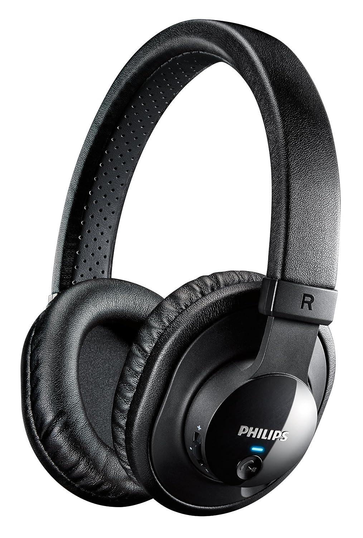 Philips SHB7150FB/00 - Auriculares diadema Bluetooth, negro: Amazon.es: Electrónica