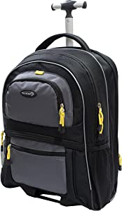 TPRC 19 Inch Backpack, Black, One Size