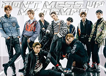 Exo The 5th Album 'Don't Mess Up My Tempo' Vivace Ver