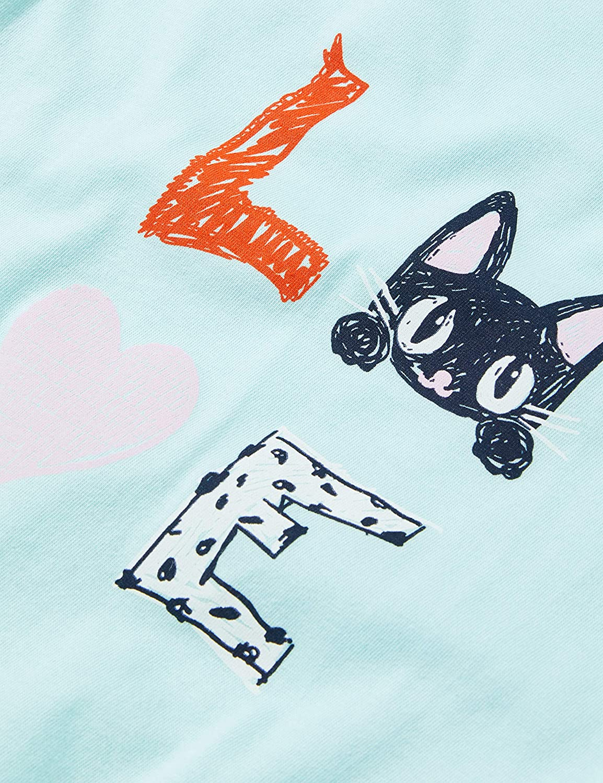 Schiesser M/ädchen Md Schlafanzug Lang Pyjamaset