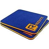 Alternativa a guanti da palestra e da sollevamento pesi | ROCKITZ Premium Grip Pads con tecnologia rivoluzionaria a base di tessuto a tre strati | guanti da bodybuilding & fitness