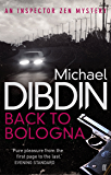 Back to Bologna (Aurelio Zen Book 10)