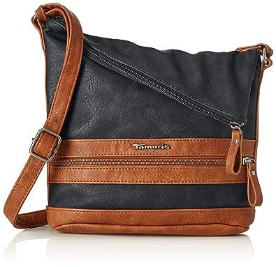 a8d7f0a21f670 Tamaris Damen Smirne Crossbody Bag Umhängetasche