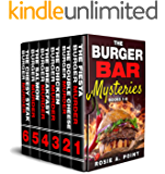 The Burger Bar Mysteries Box Set