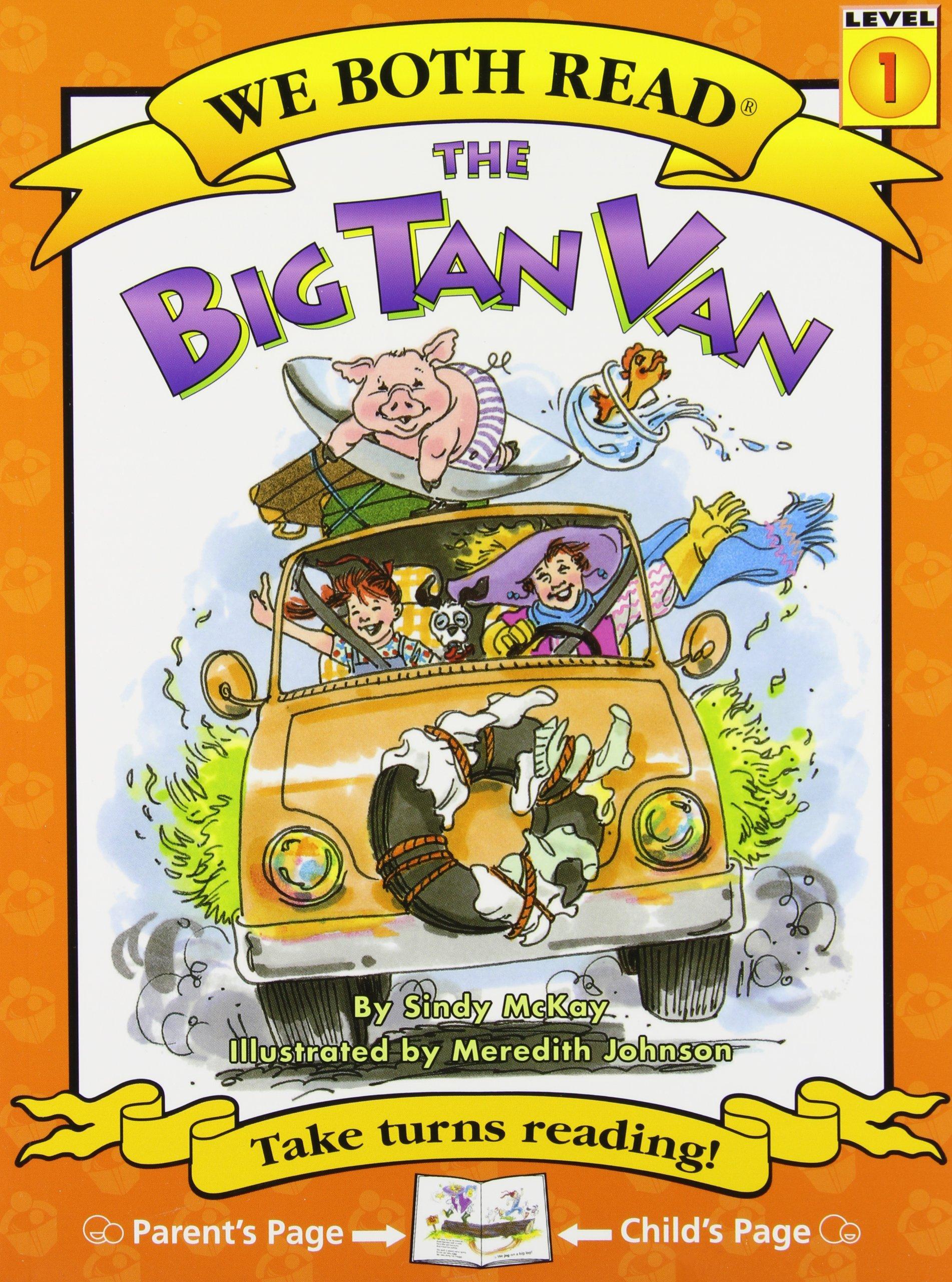 The Big Tan Van (We Both Read - Level 1 (Quality)) pdf