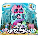 Hatchimals CollEGGtibles, Coral Castle Fold Open Playset with Exclusive Mermal Character (Amazon Exclusive Set), Girl Toys, G