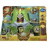 Mattel Y4605 - Jake Il Pirata Fisher Price-Il Nascondiglio E Il Magico Totem