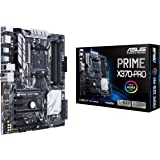 Asus PRIME X370-PRO - Placa base (procesador DDR4-SDRAM, Socket AM4)