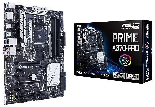 Asus Prime X370-PRO – Con illuminazione RGB sincronizzata