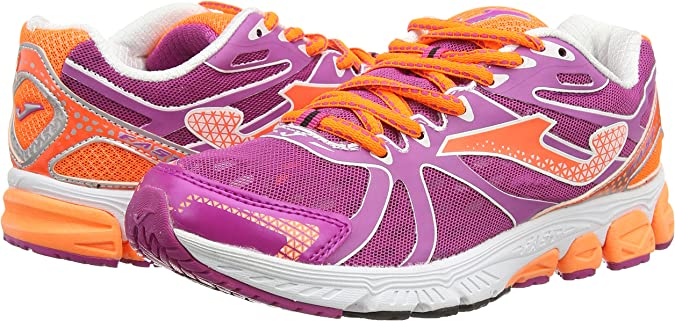 Joma Fast Lady Botas de fútbol, Mujer, Morado-Violeta, 39.5: Amazon.es: Zapatos y complementos