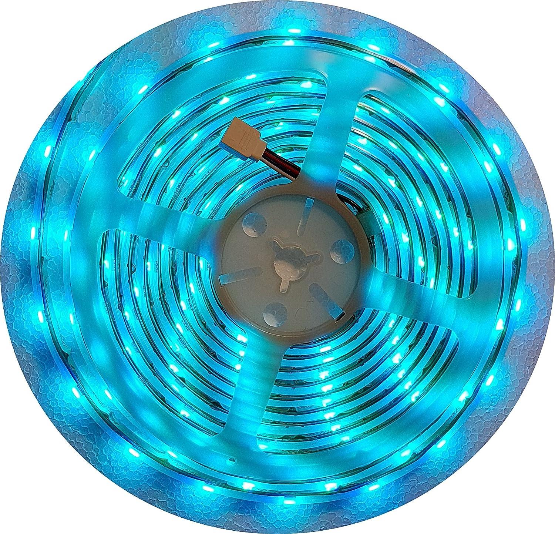 skyfeld (IP68 15 m (3 x 5 m), LED RGB en resina epoxi, bajo ...