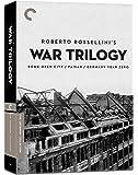 Roberto Rossellinis War Trilog [Edizione: Germania]