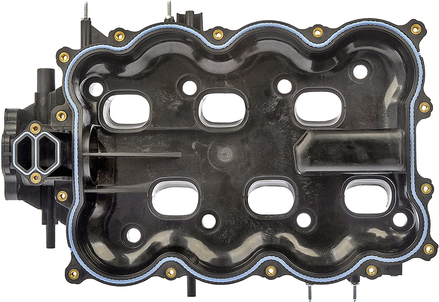 Dorman 615-377 Center Plastic Intake Manifold Includes Gaskets for Select Ford Models