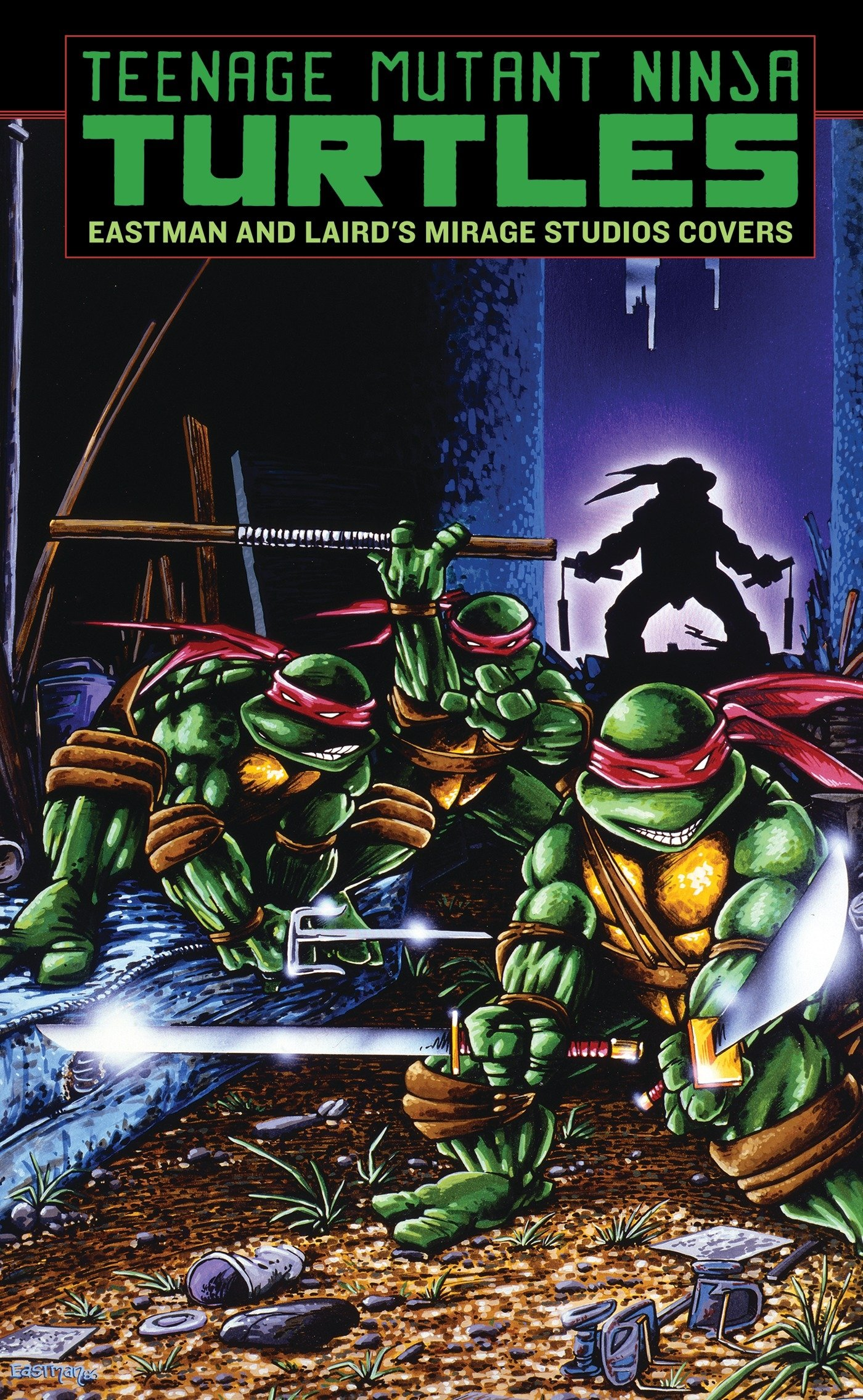 Teenage Mutant Ninja Turtles: Eastman and Lairds Mirage ...