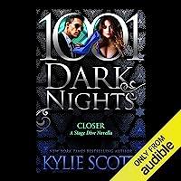 Closer: 1001 Dark Nights - A Stage Dive Novella