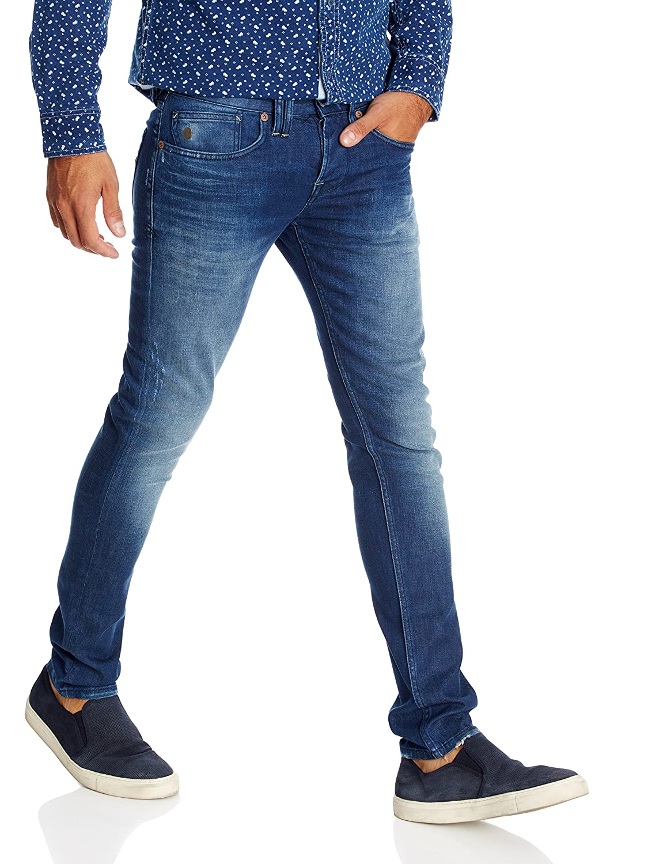 Pepe Jeans London Vaquero Azul Denim W34L34