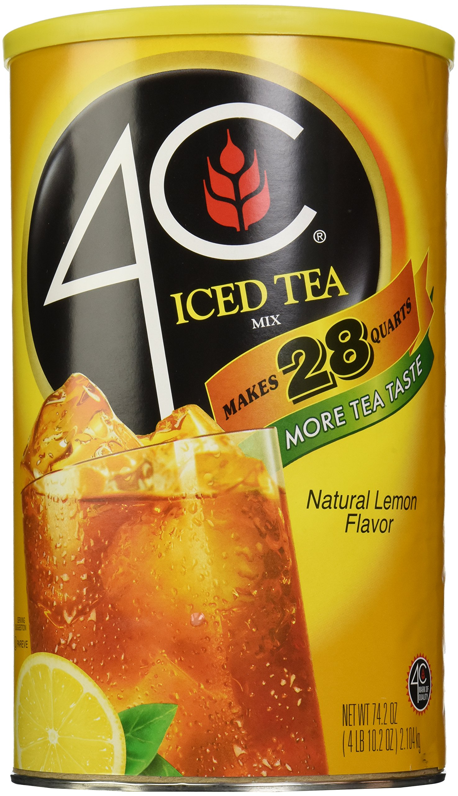 4C Ice Tea Mix, 74.2 oz