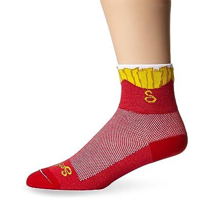SockGuy Fries Socks: Clothing