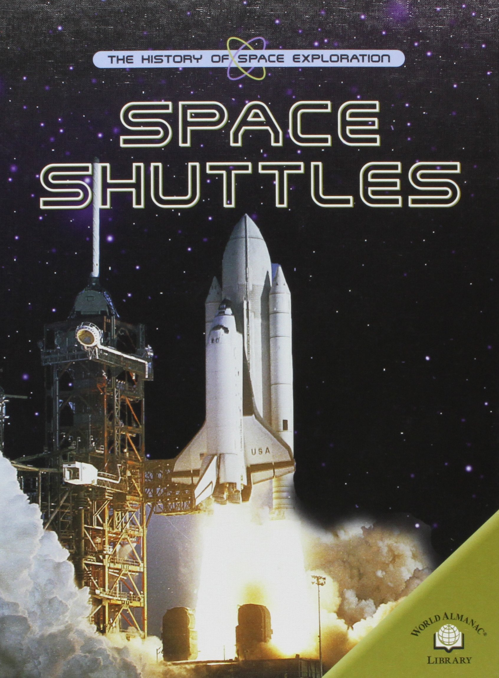 Read Online Space Shuttles (The History of Space Exploration) pdf