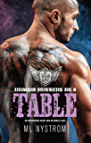 Table: Motorcycle Club Romance (Dragon Runners Book 4)