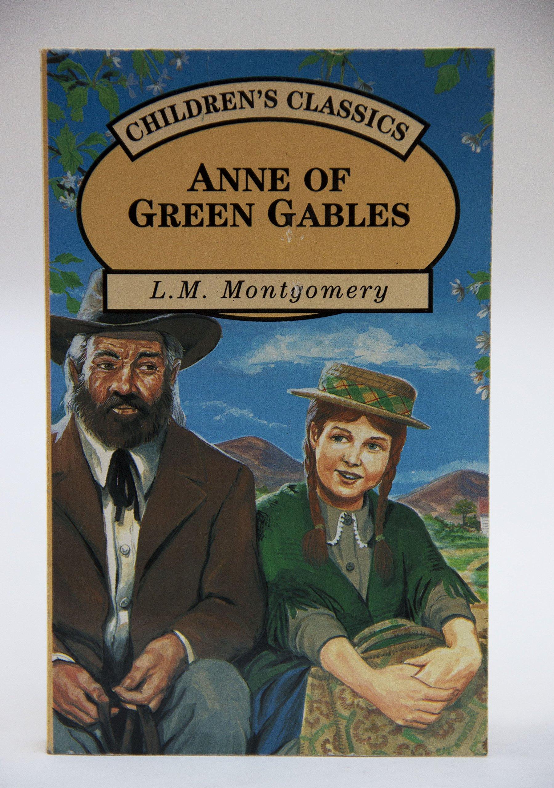 Read Online [(Anne of Green Gables )] [Author: L. M. Montgomery] [Sep-2008] pdf epub