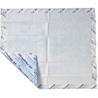 Medline Ultrasorbs AP Underpads, 31 Inch X 36 Inch, 10 Count (Pack of 4)