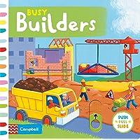 Busy Builders (Busy Books) by Rebecca Finn (Illustrator) (Illustrated, 30 Jan 2014) Board book