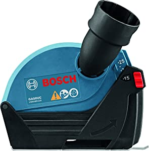 """Bosch GA50UC Small Angle Grinder Dust Collection Attachment, 5"""""""
