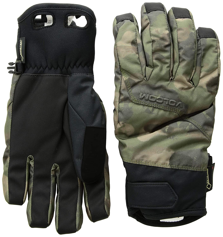 Volcom Mens Cp2 Gore-tex Waterproof Snow Glove