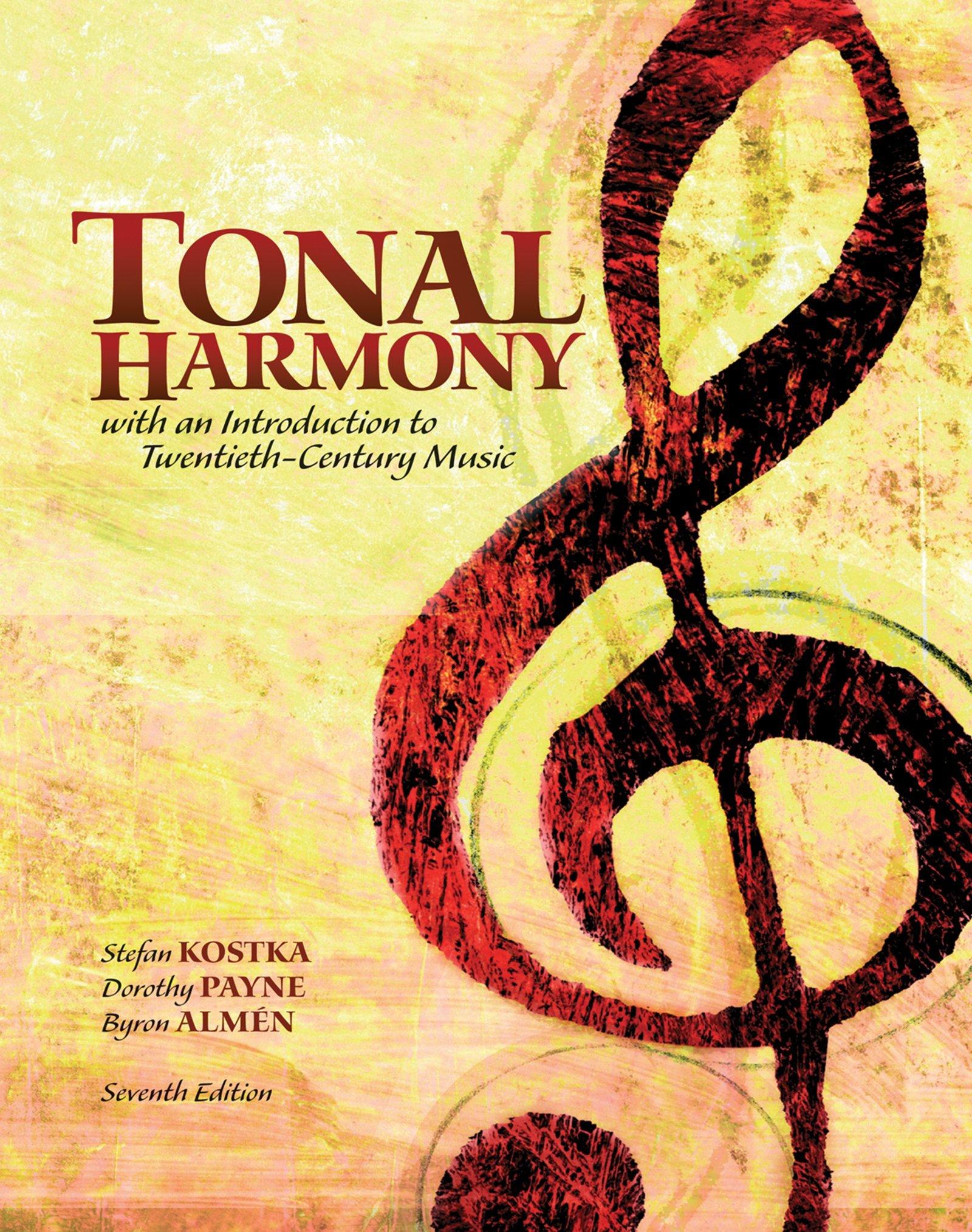Audio CD for Tonal Harmony by Brand: Ingram