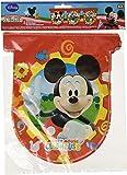 Amscan Recordatorio para cumpleaños Mickey Mouse (9798)