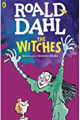 The Witches (Dahl Fiction) Paperback