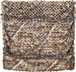 Auscamotek 300D Woodland Camo Netting Camouflage Net Hunting Blinds 5x6.5/10/13/20 feet