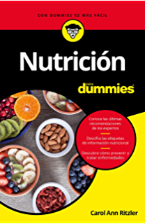 Nutrición para Dummies (Spanish Edition)