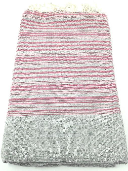 Fouta toalla de playa toalla de baño pareo toalla Hammam algodón de panal de abeja Uni