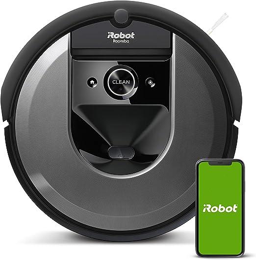 Aspiradora iRobot Roomba.