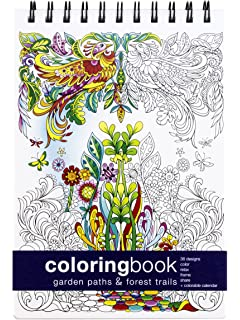 Amazon Adult Coloring Book For Men Women Teens And Seniors