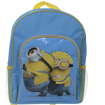 Despicable Me 2 - Mochila de peluche Gru, Mi villano favorito (Posh Paws International