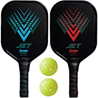 Franklin Sports Pickleball Paddle – Paleta de Aluminio Jet Pickleball – USAPA Aprobado