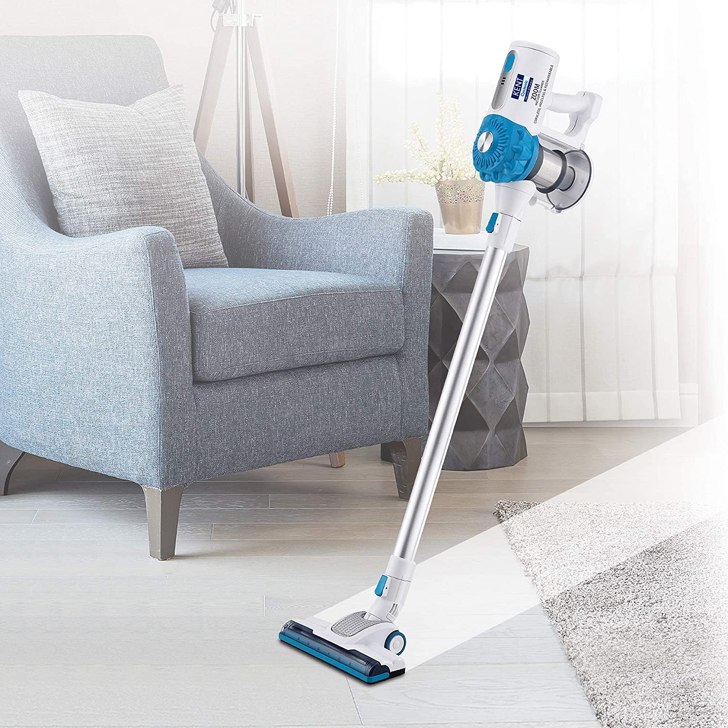 Kent Zoom Vacuum Cleaner 130 W for ₹6,749