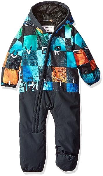 79f05515fea2 Quiksilver Baby Little Rookie Sesame Street Snow Suit