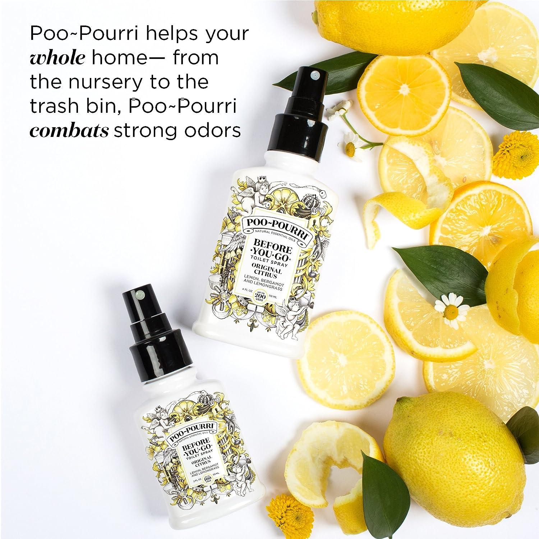 Poo-Pourri Toilet Spray Review