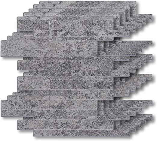9 White Gloss Marble Design PVC Shower Panels Modern Marble PVC Wall Cladding