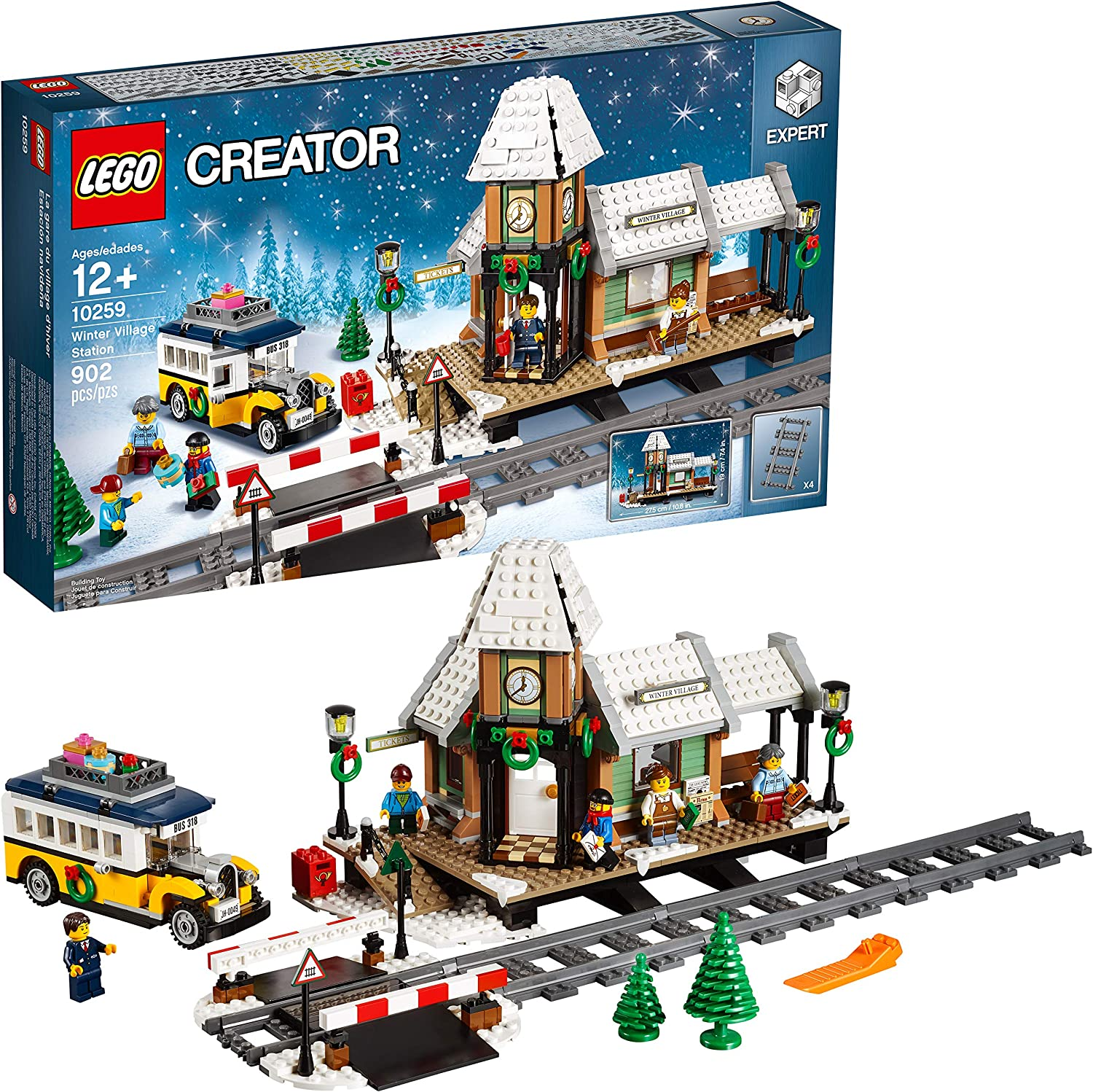 Top 9 Best LEGO Christmas Reviews in 2019 4