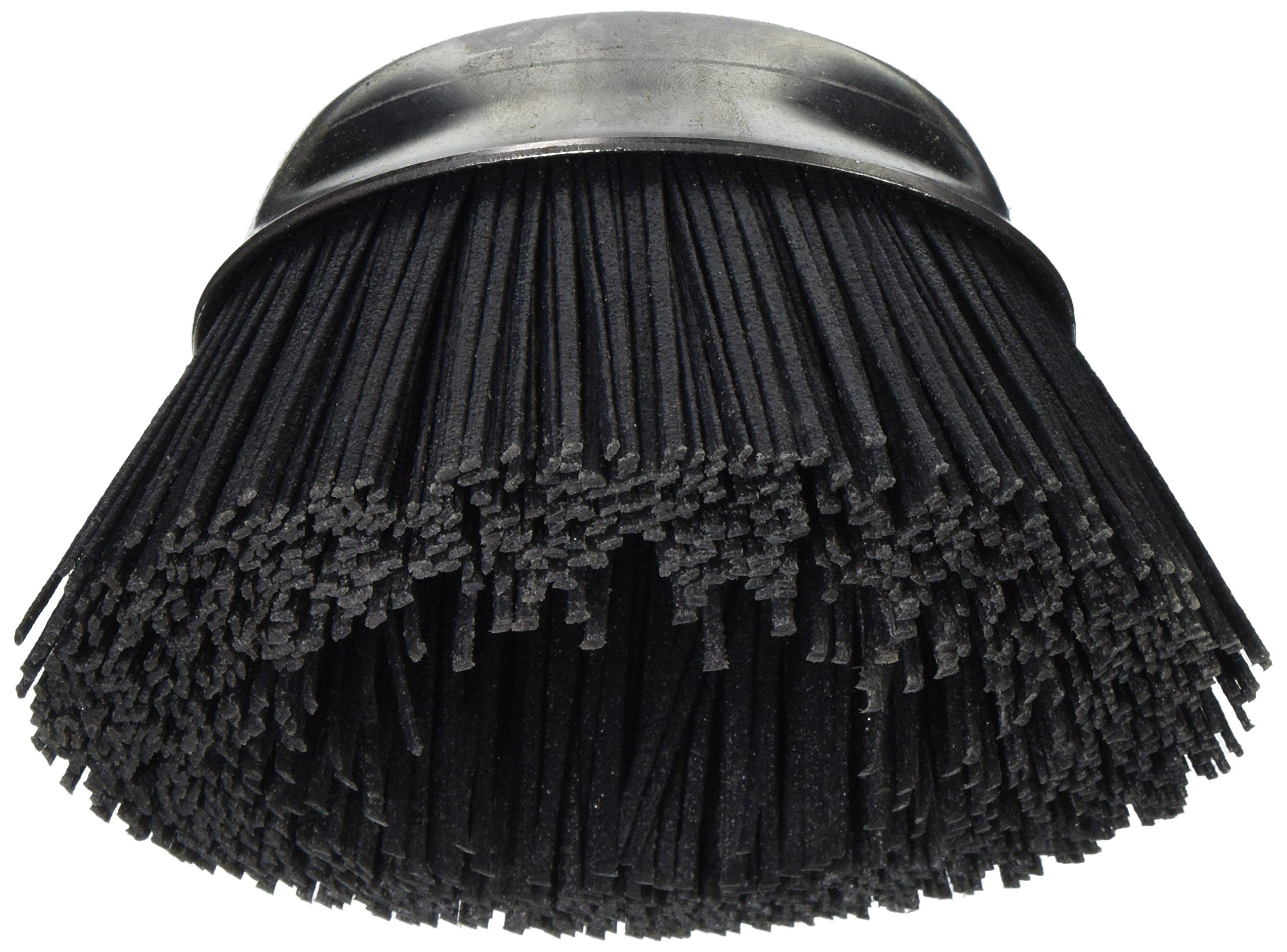 Osborn 00032132SP 32132Sp Abrasive Cup Brush, 6''
