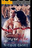 Snow and the Seven Men: A Reverse Harem Fairy Tale Romance