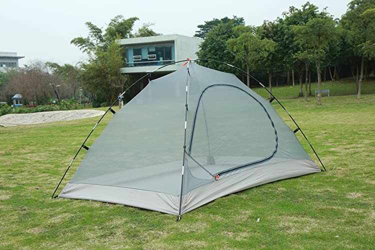 BFULL Camping Tent, Portable Folding Waterproof Outdoor Tent