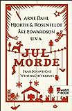 Jul-Morde: Skandinavische Weihnachtskrimis (German Edition)